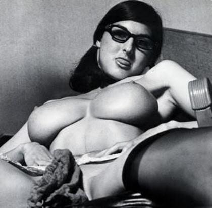 Adrienne stoute vintage models striptease 5