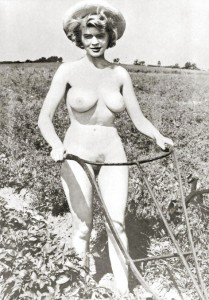 Nude Farmers wives