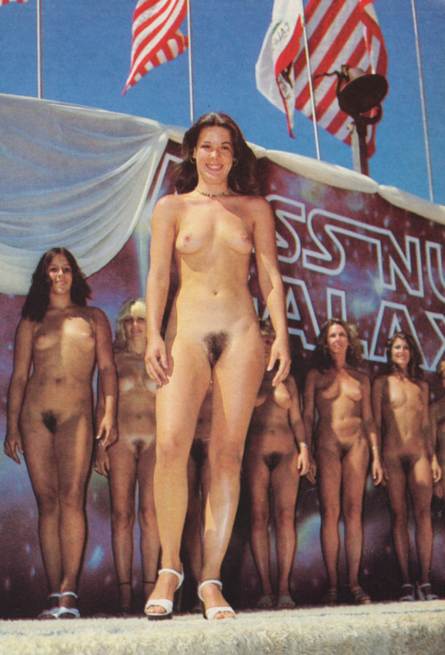 Think, that miss nude beauty pageant nudist